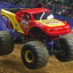 Monster Photos: Monster Jam – Wheeling, WV 2016