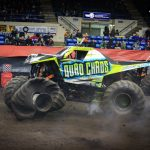 Monster Photos: Toughest Monster Truck Tour – Saginaw, MI 2016