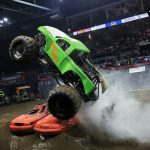 Monster Photos: Toughest Monster Truck Tour – Stockton, CA 2016