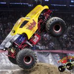 The Allen Report: All Star Monster Truck Tour – West Valley City, UT 2016