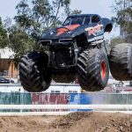 The Allen Report: Maricopa County Fair Monster Trucks – Phoenix, AZ 2016
