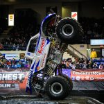 TMB TV: Monster Sights & Sounds 3.3 – Toughest Monster Truck Tour – Saginaw, MI 2016