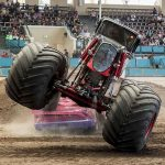 The Allen Report: San Diego County Fair Monster Trucks – Del Mar, CA 2016