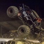 The Allen Report: Budweiser Monster Truck Spring Nationals – Turlock, CA 2016