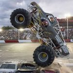 The Allen Report: Monster Truck Madness – Tucson, AZ 2016