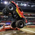 Monster Photos: Toughest Monster Truck Tour – Saginaw, MI 2017