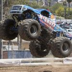 The Allen Report: Maricopa County Fair Monster Trucks – Phoenix, AZ 2017