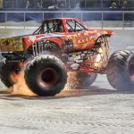 The Allen Report: Washington State Spring Fair Monster Trucks – Puyallup, WA 2017
