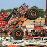 Monster Photos: Monster Truck Racing League – Indianapolis, IN 2017