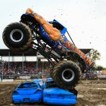 Monster Photos: Monster Truck Throwdown – Marion, OH 2017