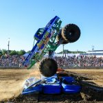 Monster Photos: Monster Truck Throwdown – South Bend, IN 2017