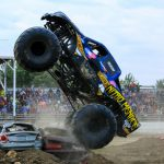 Monster Photos: All Star Monster Truck Tour – Cresco, IA 2017