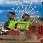 Monster Photos: Monster Truck Throwdown – Mount Pleasant, MI 2016