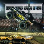 Monster Photos: Monster Truck Bash – Quincy, IL 2016