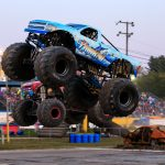Monster Photos: Monster Truck Throwdown – Marne, MI 2017