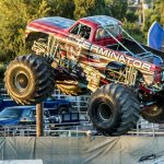 The Allen Report: Stanislaus County Fair Monster Trucks – Turlock, CA 2017