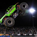 Monster Photos: Monster Truck Throwdown – Benson, NC 2017