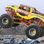 The Allen Report: Gila County Fair Monster Trucks – Globe, AZ 2017