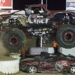 The Allen Report: Tucson Speedway Fall Monster Truck Show 2017