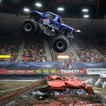 Monster Photos: Toughest Monster Truck Tour – Salina, KS 2018
