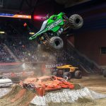 Monster Photos: Toughest Monster Truck Tour – Casper, WY 2018