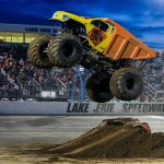 Monster Photos: All Star Monster Truck Tour – Erie, PA 2018