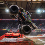 Monster Photos: Toughest Monster Truck Tour – Casper, WY 2019