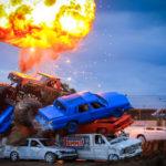 Monster Photos: All Star Monster Truck Tour – Mansfield, OH 2019