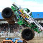 Monster Photos: Monster Truck Throwdown – Ionia, MI 2018