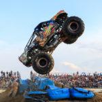 Monster Photos: Monster Truck Throwdown – Dinwiddie VA, 2018