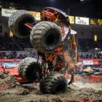 Monster Photos: Toughest Monster Truck Tour – Saginaw, MI 2019