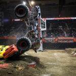 Monster Photos: Toughest Monster Truck Tour – Casper, WY 2020
