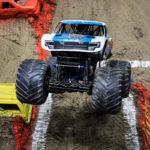 Monster Photos: Toughest Monster Truck Tour – Saginaw, MI 2020
