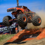 Monster Photos: Outlaw Monster Truck Drags – Brookfield, OH 2020